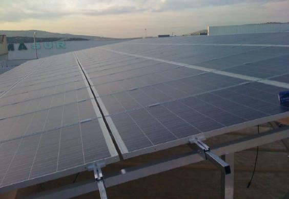 Planta Las Traviesas Solar