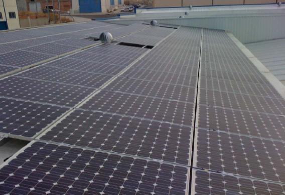 Planta MIPEFER Solar I